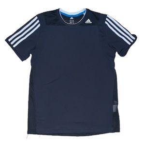 COPY - Adidas Boy's Climacool Mesh Back T-Shirt Size Lrg